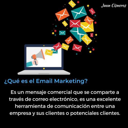 Que es Email Marketing y Mailchimp