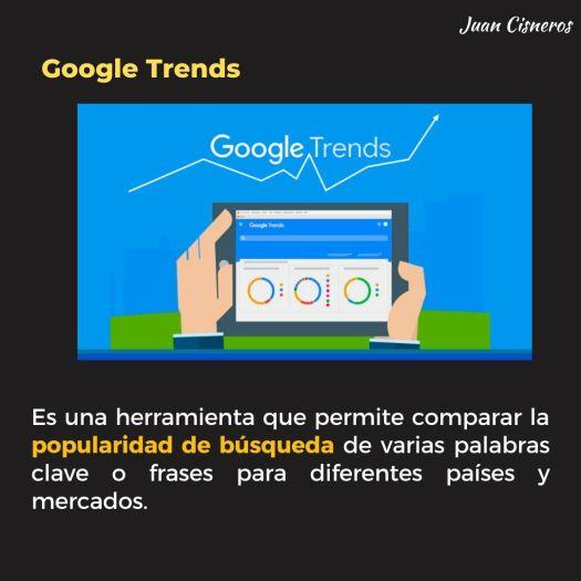 3 herramientas poderosas de Google para encontrar nichos de mercado - Google Trends