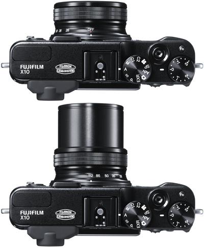 Fujifilm X10, seducción fotográfica (5/6)