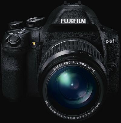 Fujifilm X-S1, potencia con clase (1/6)