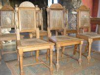 sillas de comedor en madera
