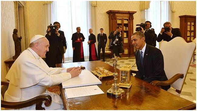 El Papa no quiere ser observado como líder político