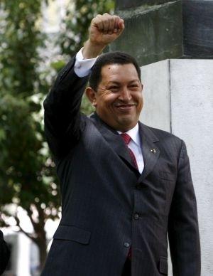 Chavez, Hugo Chavez