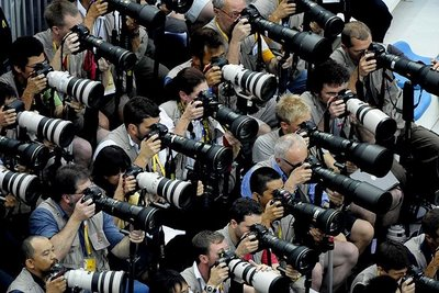 Pool de fotógrafos