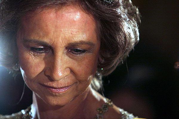 Sofía, Reina de España y única Primera Dama