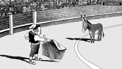 Dibujo extraído de la web de Enrique Ventura