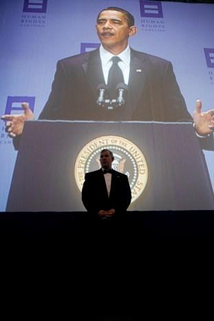 "Obama ""El Grande"""