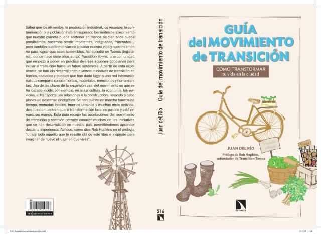 Cubierta - Guía del movimiento de Transición - Juan del Río