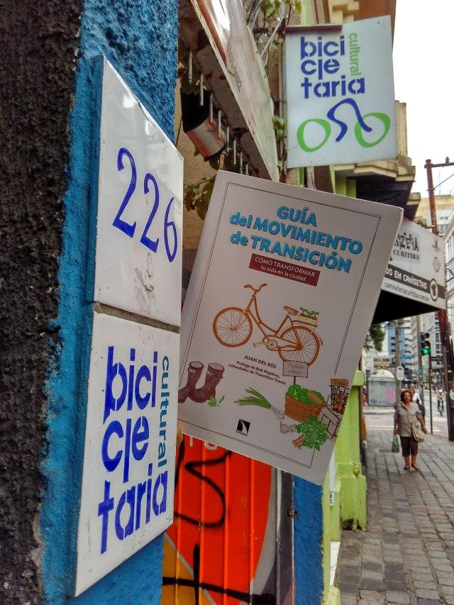 Bicileteria cultural curitiba