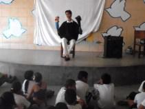 Bonecos na Escola Enoque Coutinho 2010