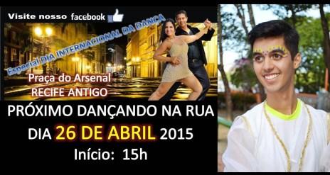 Dia Internacional da Dança (Recife,2015)