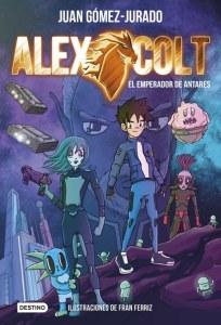 Alex Colt 5 | Juan Gómez-Jurado