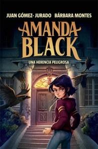 Amanda Black 1 |Juan Gómez-Jurado