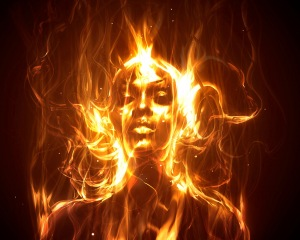Forget the search for the next great idea. Look for your inner fire, instead.