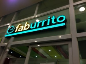 My New Faburrito