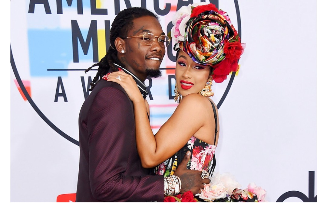 Cardi B and Offset Split, Proves Money Can't Buy Happiness