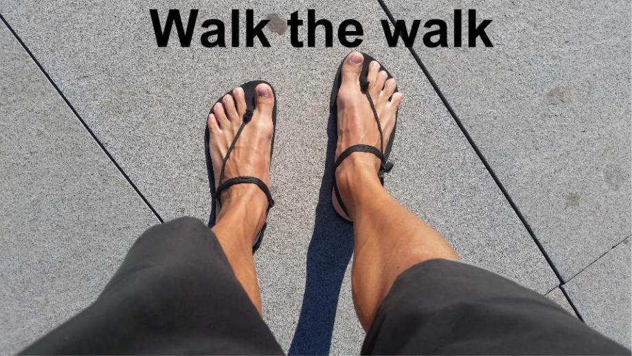 walk-the-walk