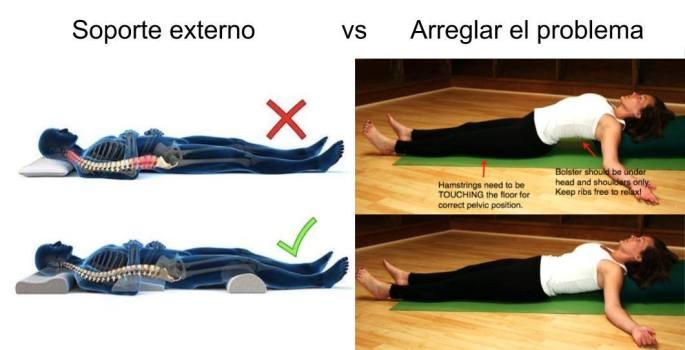 Psoaps: soporte externo o arreglar el problema
