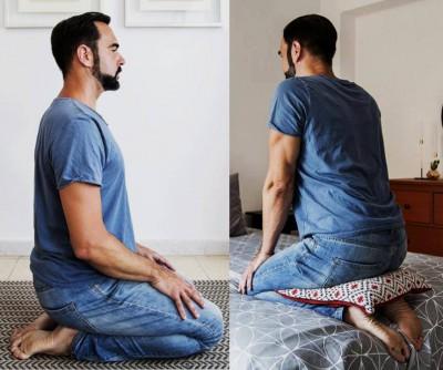 Progresión de rodillas