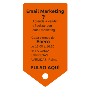 Doy un curso de email marketing para mujeres empresarias