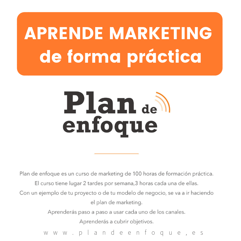 Aprende marketing aquí