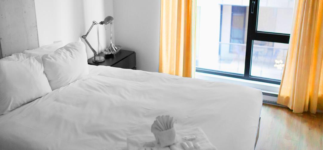 Hoteles en Airbnb