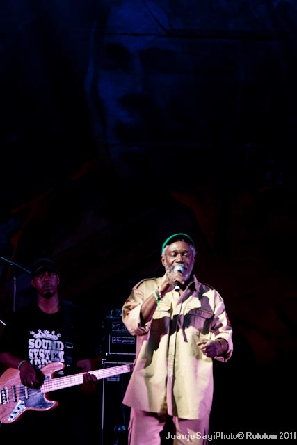 horace andy, Rototom2011