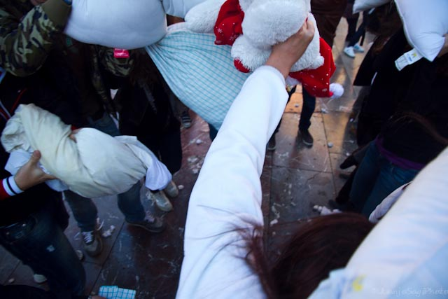Pillowfight 2013-10