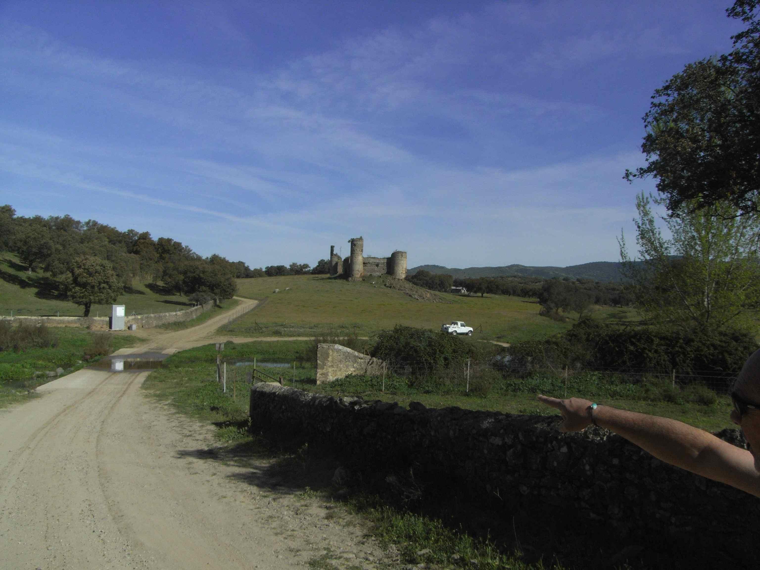 Límite entre Extremadura y Andalucía