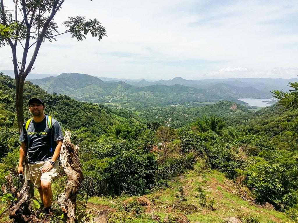 Vistas desde el Cerro eramon