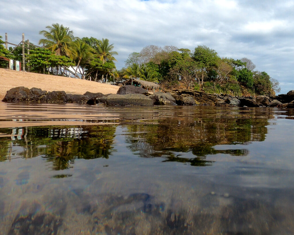 Playa El Faro (Amor)