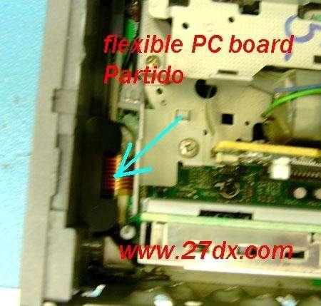 flexible pcboard radio cassett pioneer