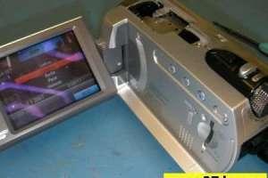 Reparaciones y averias de VIDEO CAMARA SONY MODELO DCR-SR32E