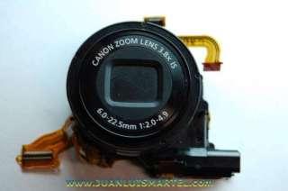 reparación cámaras digitales óptica camara canon