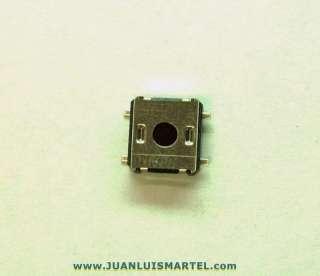 reparación cámaras digitales interruptor de disparo canon