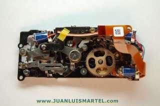 reparación cámaras digitales mecanismo de disparo de camara nikon