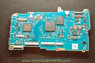 reparación cámaras digitales mainpcb canon