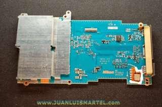 reparación cámaras digitales main pcb nikon