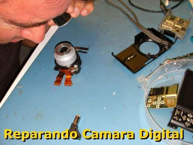 reparación cámaras digitales en Las Palmas de Gran Canaria - JUAN LUIS MARTEL