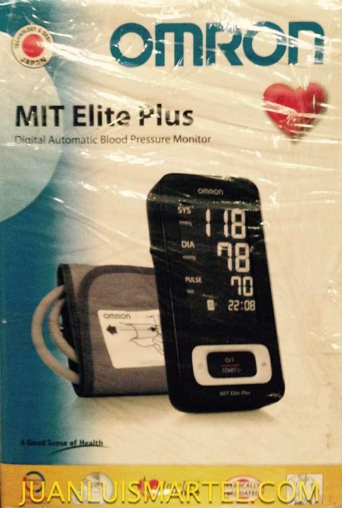reparación de averías tensiometro hormón MIT ELITE PLUS