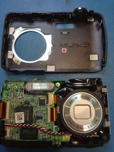 reparar camara digital casio en las palmas de gran canaria servicio técnico
