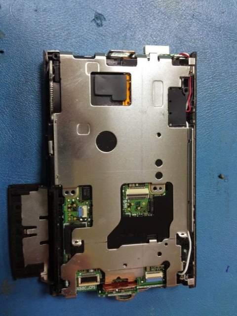 Reparación camara digital nikon