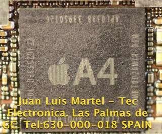 Reparar iphone no enciende Las Palmas