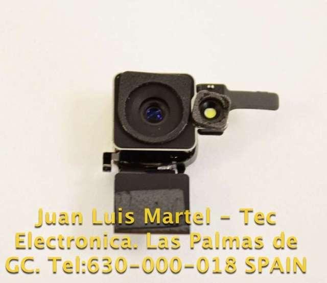 reparar camara iphone Las Palmas Servicio Tecnico