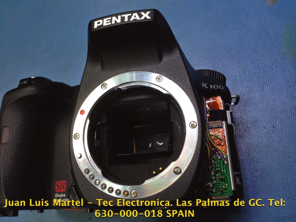 Servicio-tecnico-reparacion-camaras-DSLR-Pentax-IMG_9867-Juan-Luis-Martel-Tecnico-electronica-Las-Palmas-1024x768