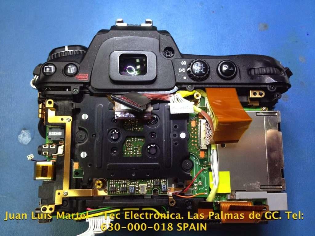 Servicio-tecnico-reparacion-camaras-dslr-nikon-D300S-IMG_0828-Juan-Luis-Martel-Tecnico-electronica-Las-Palmas-CANARIAS-1024x768