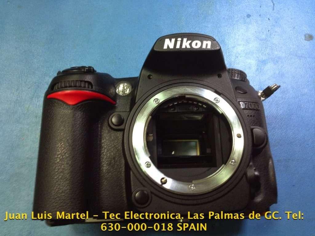 Servicio-tecnico-reparacion-camaras-dslr-nikon-d7000-IMG_9989-Juan-Luis-Martel-Tecnico-electronica-Las-Palmas-1024x768