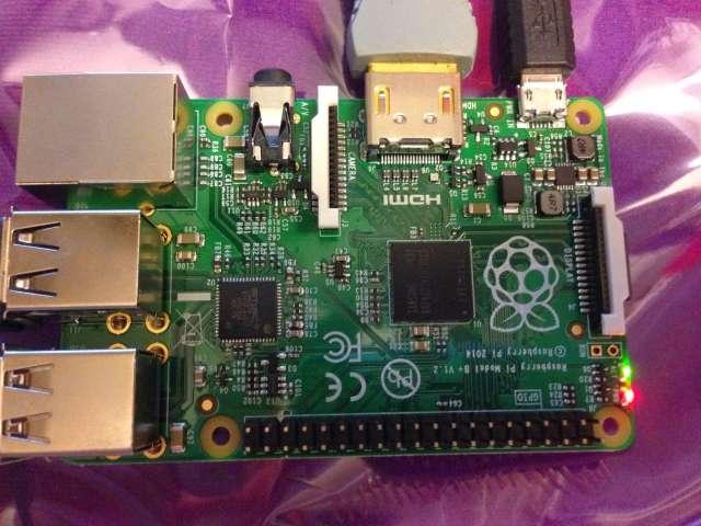 Circuito de Raspberry - Programación de artículos electrónicos en Las Palmas de Gran Canaria