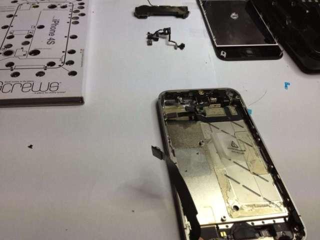reparar iphone las palmas servicio técnico