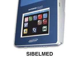 Reparación de Espirómetro de la marca SIBELMED